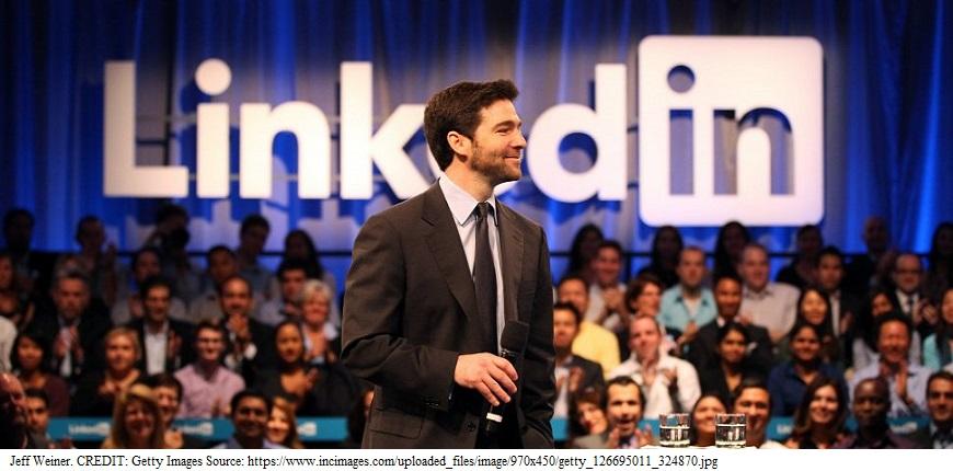 Jeff Weiner LinkedIn CEO