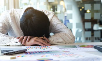 Employee stress during Christmas