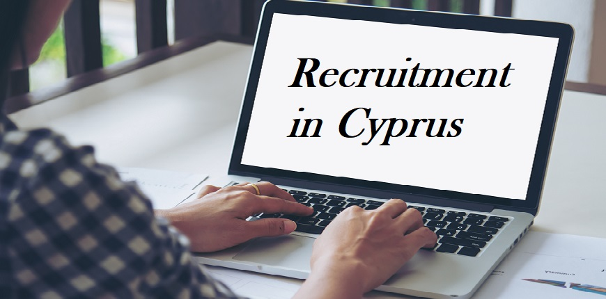 Recruitment in Cyprus