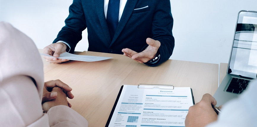 Job Interview. The Why You Left Question
