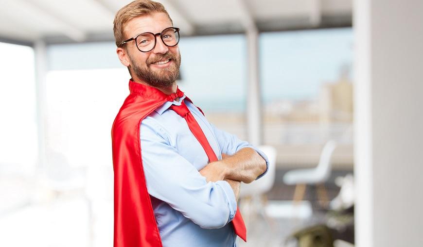 super power at work