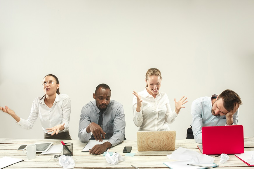 6 Signs Your Teammates Aren't on the Same Page