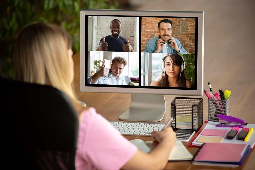 Five Tips For Supporting Remote Team Productivity