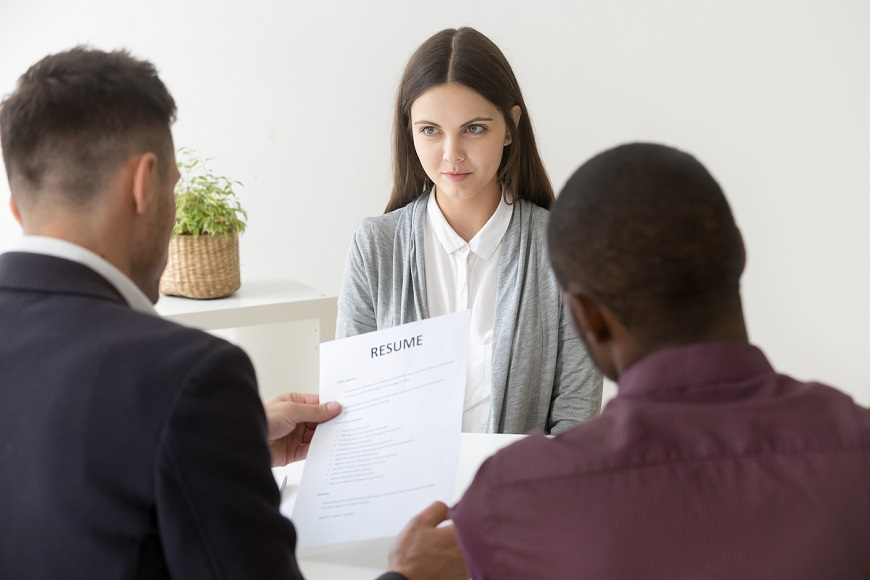 6 Phrases That Make You Sound Unqualified In Job Interviews